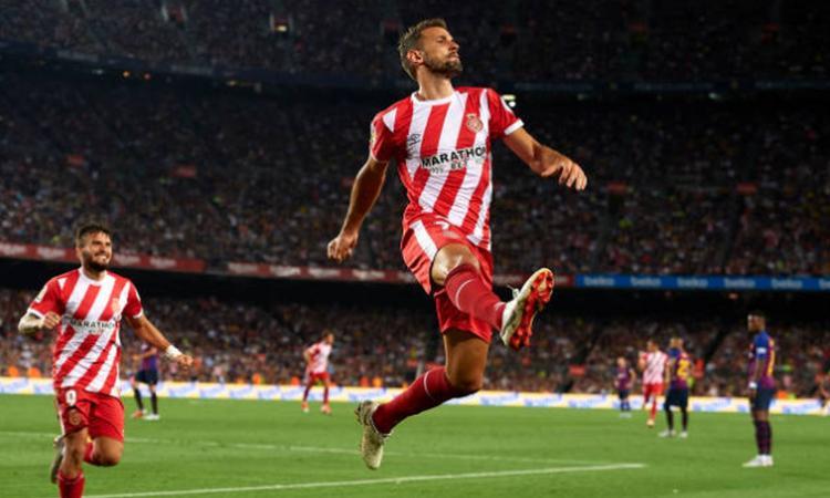 Momenti Di Gioia: Stuani, la Reggina e le doppiette a Barça e Real in 365 giorni