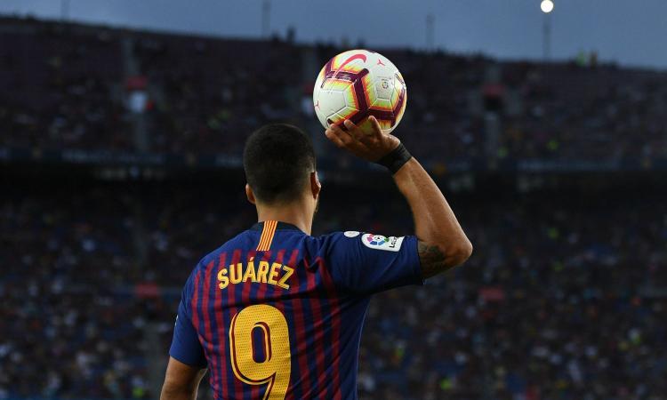 Suarez, la pistola non spara più: ora il Barcellona cerca un nuovo attaccante