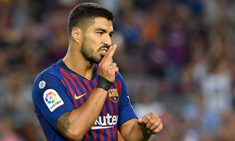 Barcellona, UFFICIALE: infortunio al ginocchio per Suarez, è in dubbio per l'Inter
