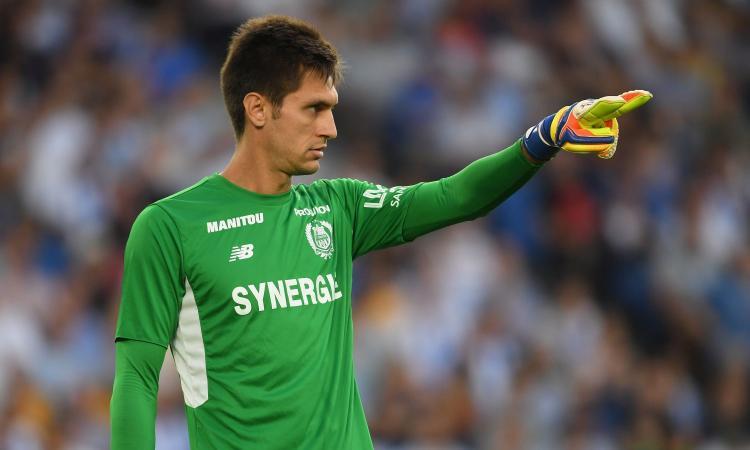 Ex Fiorentina: Tatarusanu verso il cambio di squadra