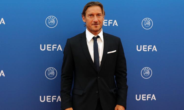 Roma, Totti sarà il nuovo direttore tecnico