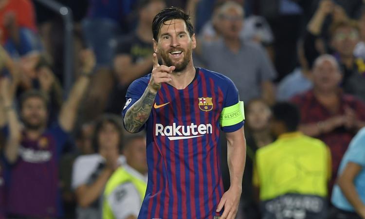 Il presidente del City rivela: 'Abbiamo provato a prendere Messi'. Che cifre!
