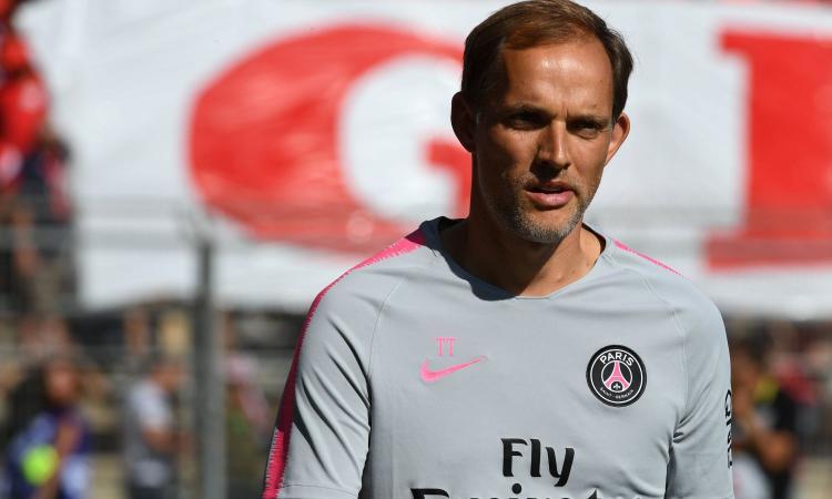 PSG, Tuchel: 'Pronto a reintegrare in rosa Rabiot'. Slitta l'assato ad Allan del Napoli?