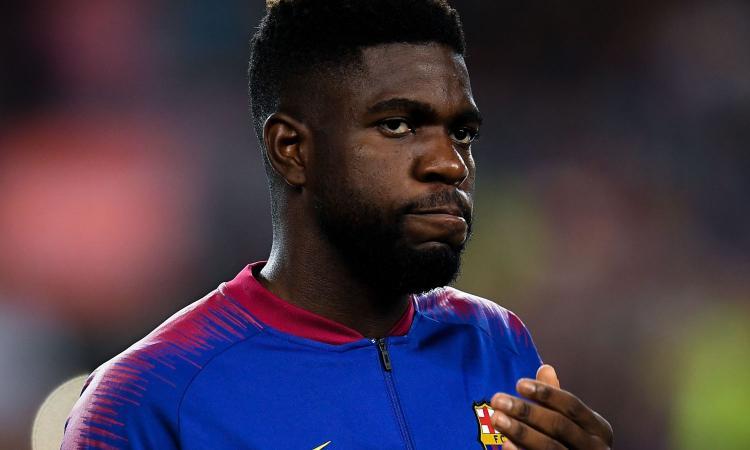 Barcellona, Umtiti verso l'addio: occasione per la Juve