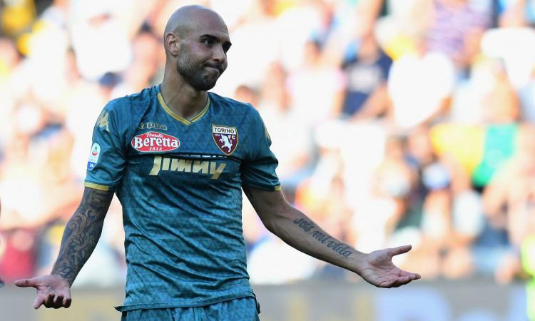 Torino, contro la Sampdoria Zaza rischia la panchina