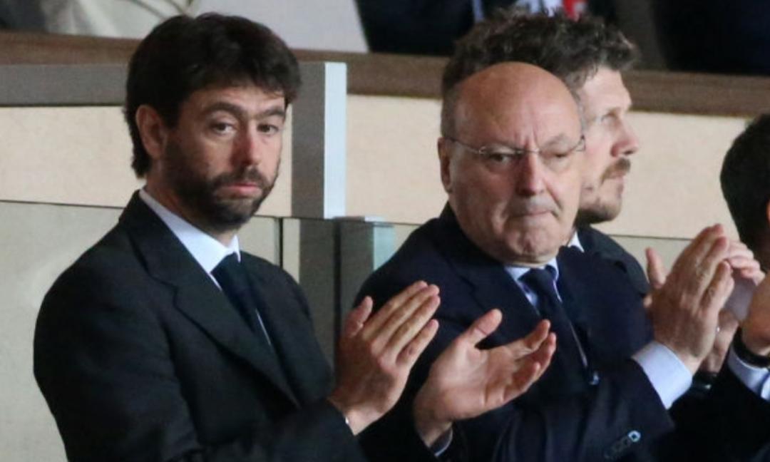 Marotta, l'Inter e la Juventus