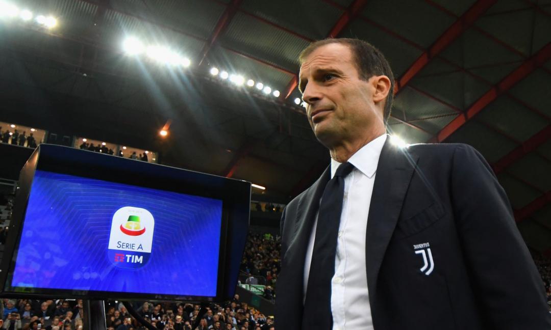 Juventus-Genoa: 3-5-2 e forse Kean
