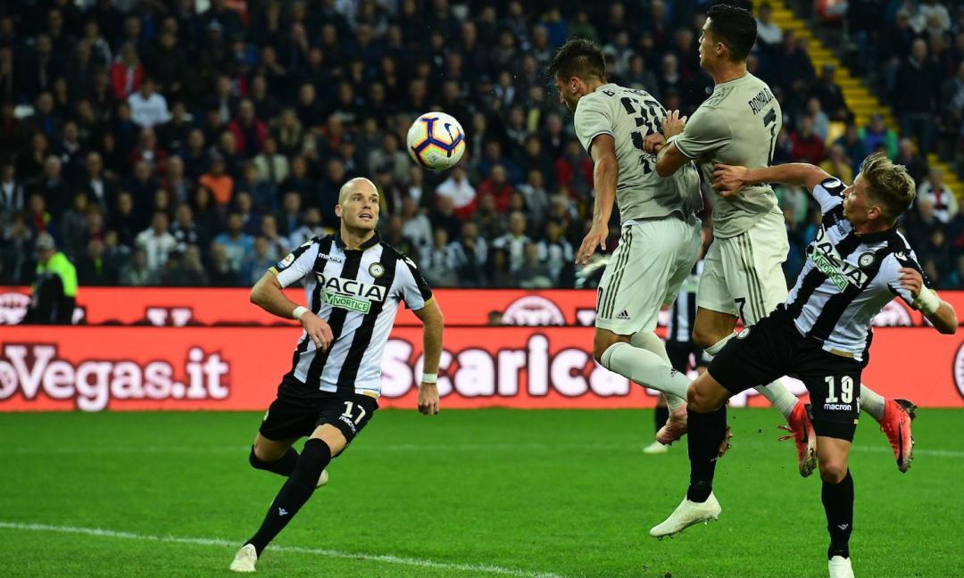 E' bufera sull'Udinese. Ma non è colpa di Velazquez