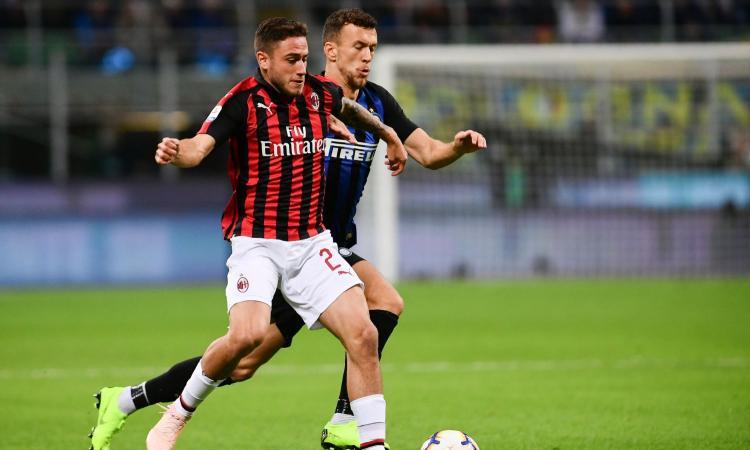 Incredibile Milan: ricaduta alla caviglia per Calabria, lascia il ritiro dell'Under 21!
