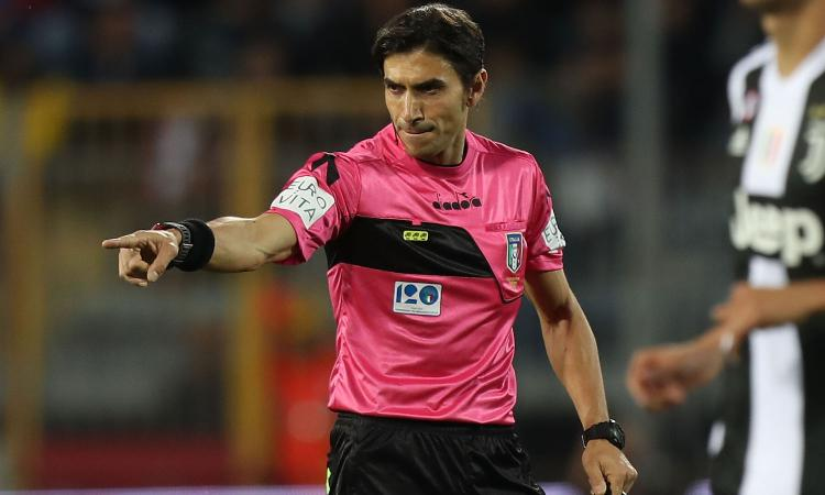 Udinese-Atalanta: ecco la desginazione completa