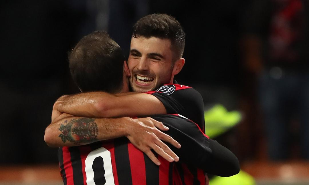 """""""Zero stare sereno"""" col Milan"""