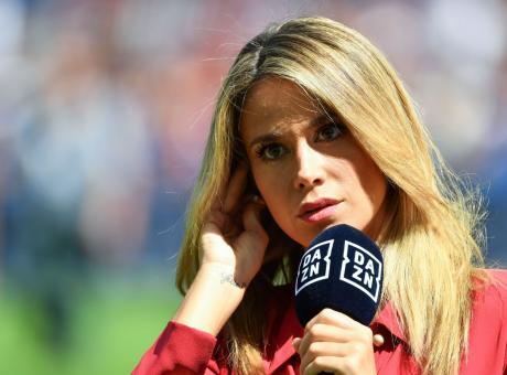 Serie A: nel backstage con Diletta Leotta VIDEO