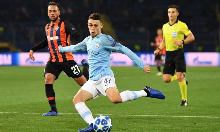 Juve: proposto uno 'sgarbo' al Man City