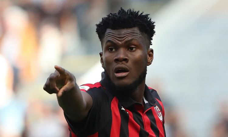 Sirene dalla Premier League per Kessie: il Milan ha un piano
