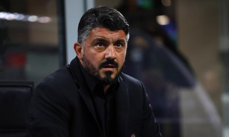 Milan, Gattuso appeso a un filo: confronto con Leonardo