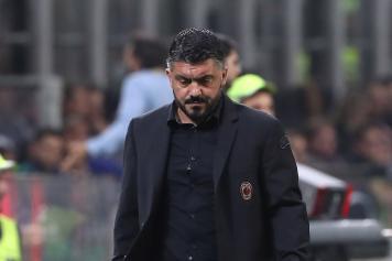 Gattuso deluso Milan