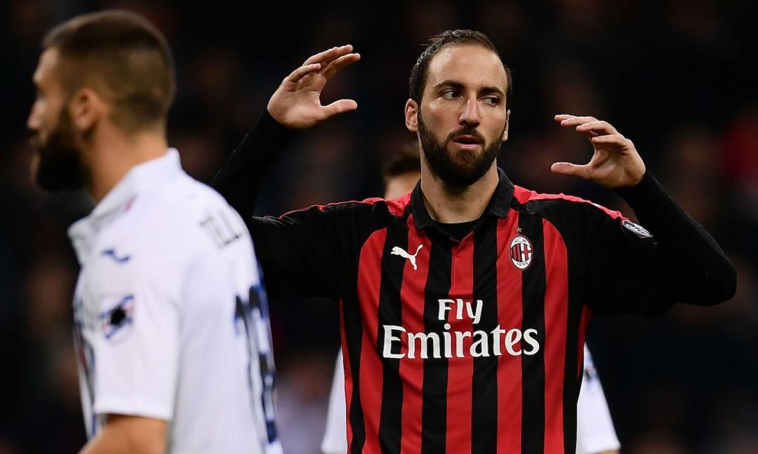 Con la Samp un brodino di tre punti per il Milan