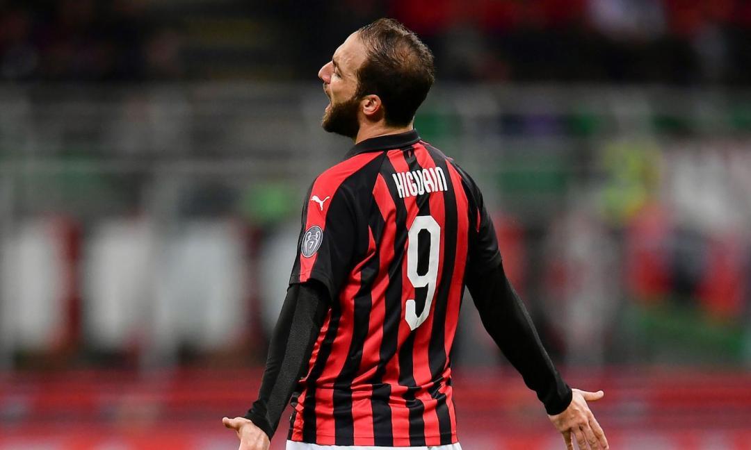 Il Milan vince 2-0... senza Higuain e Gattuso