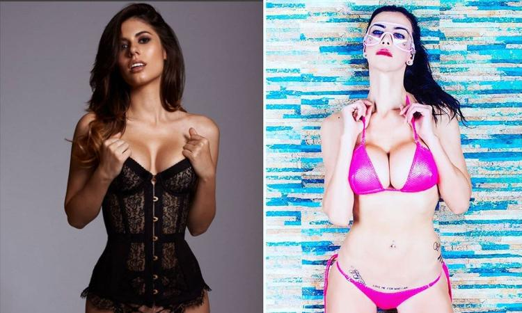 Ines e Angelika: il sexy derby Inter-Milan FOTO