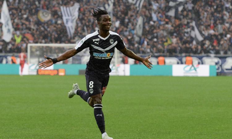 Inter, slitta a domani la decisione del Bordeaux su Karamoh