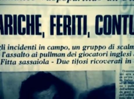 La guerra Lazio-Ipswich 1973: arbitro e avversari aggrediti, automobili bruciate