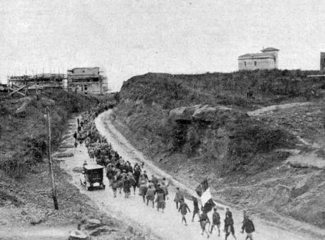 Fantasmi del passato: 1922, la marcia fascista su Roma ferma anche il calcio
