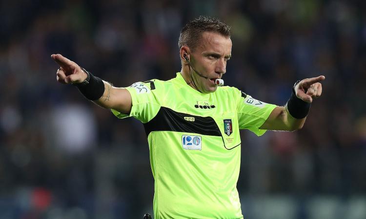 Arbitri: Mazzoleni per Milan-Juve, Inter c'è Maresca. Ecco le designazioni