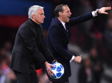 Allegri come Mourinho: gli italiani corrono sempre in aiuto del vincitore