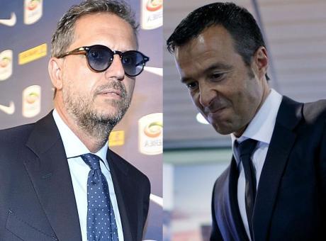 Quando la Juve non dice sì a Mendes: così è saltata un'operazione impostata