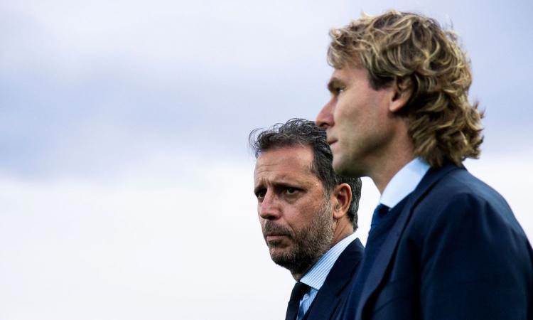 Nedved: 'Marotta e la Juve, se viene allo Stadium da dirigente Inter...'