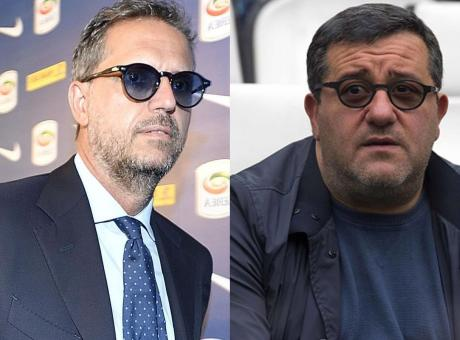 La Juve chiama Raiola: cosa c'è dietro tra rapporti, due affari e trappola Kean