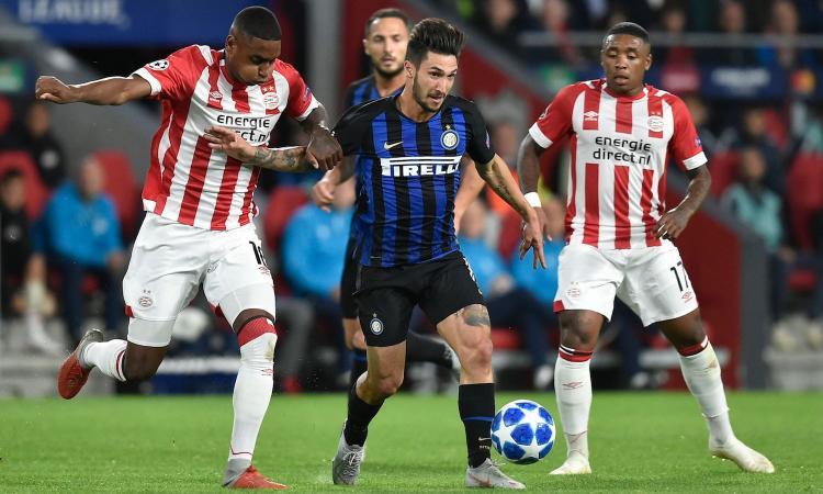 Atalanta, Lazio e Napoli: corsa aperta per Rosario del PSV Eindhoven