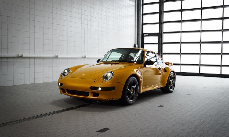 PIT STOP: la beneficenza di Porsche, una 911 da 2,7 milioni di euro FOTO