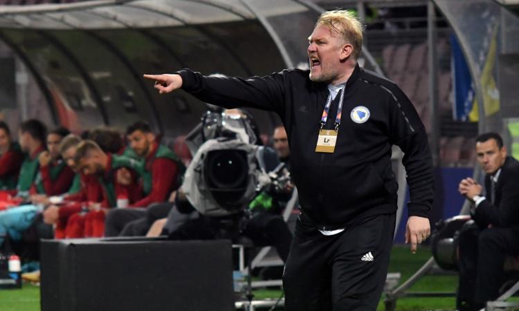 Bosnia, Prosinecki ritira le dimissioni: 'Ho cambiato idea'