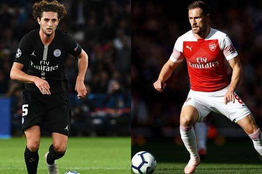 Transfernews: Juventus-Duell AC Milan für PSG- und Arsenal-Stars - Calciomercato.com News aus Deutschland