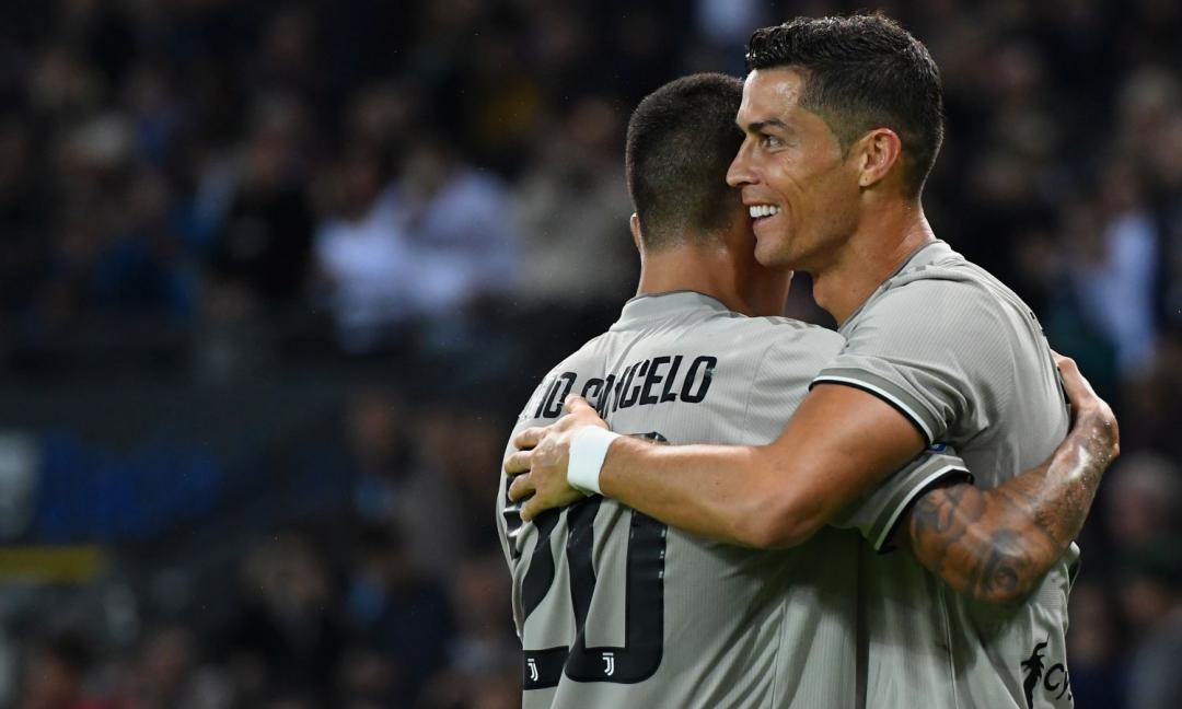 La Juve e Ronaldo rispondono sul campo