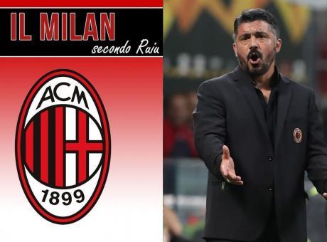 Milan, Gattuso non ha mai un piano B: squadra mediocre, spartito monocorde