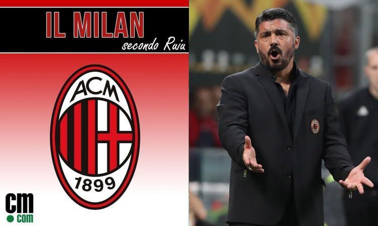 Gattuso, Cutrone non basta: con questa difesa il Milan non andrà in Champions