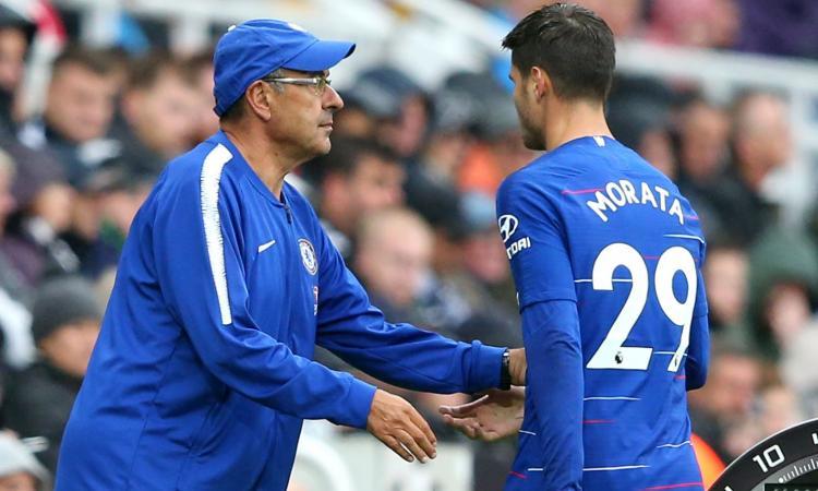 Chelsea: spunta un nuovo club per Morata