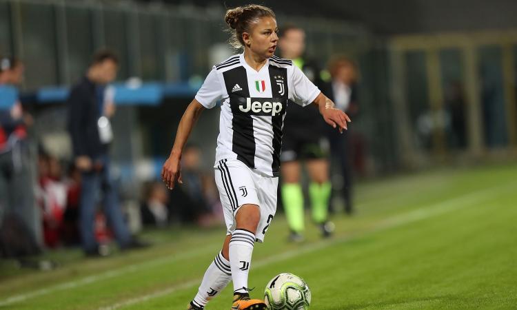 Juventus Women, Sikora racconta l'incontro con Szczesny