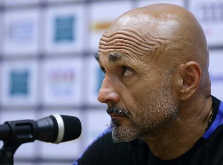 Inter, Spalletti: 'Lautaro-Icardi? Meriterebbero di giocare entrambi. Borja c'è, valutiamo Brozovic. Dzeko...'