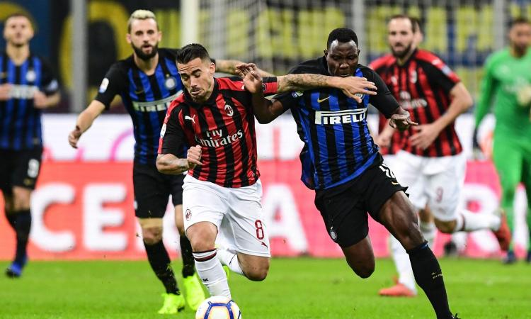 Inter-Milan 1-0: il tabellino