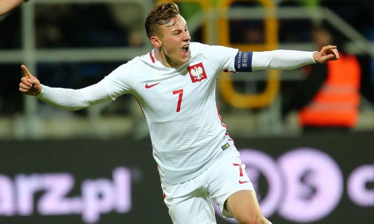 Juve su Zurkowski, il talento polacco può arrivare in sinergia con il Genoa