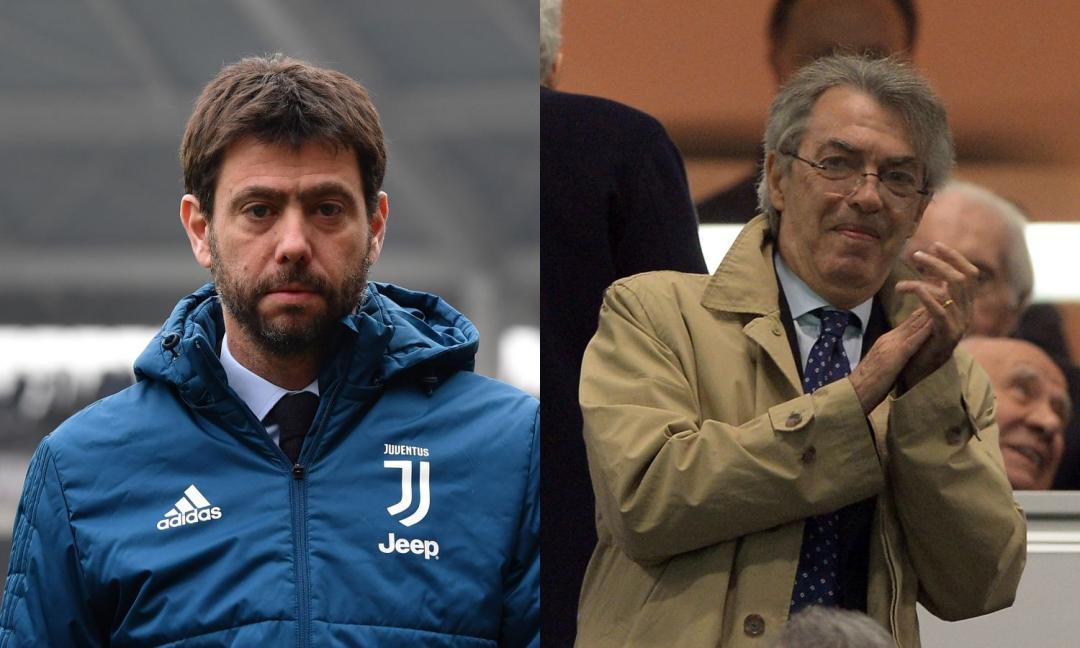 Moratti e Agnelli, pace fatta a 12 anni da Calciopoli?