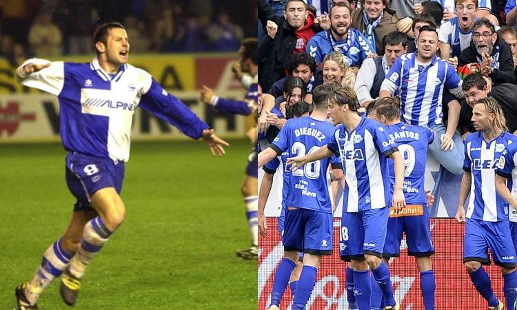 Momenti Di Gioia: dalla finale di Coppa Uefa a 2° nella Liga, l'Alaves è tornato