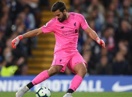 Liverpool, dalla Turchia il vice Alisson