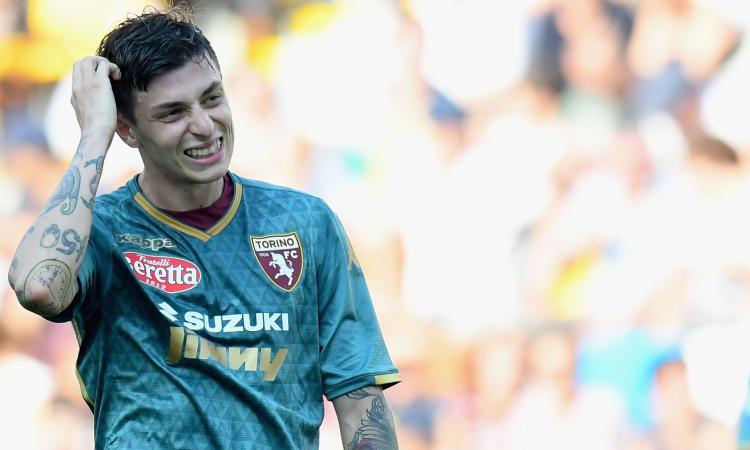 Torino, a giugno può scatenarsi l'asta per Baselli: Lazio e Milan alla finestra