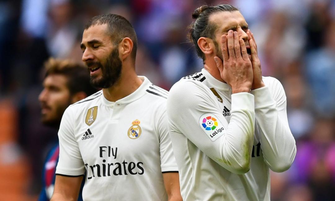 Real Madrid, obbligo rivoluzione