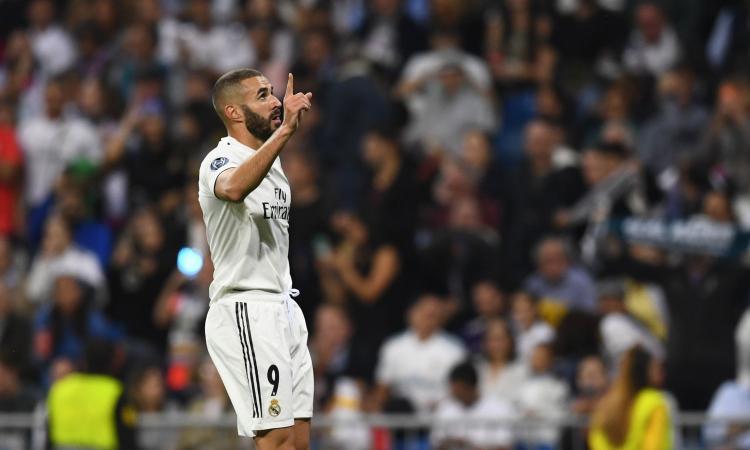 Real Madrid: a gennaio arriva un '9', c'è anche un obiettivo del Milan