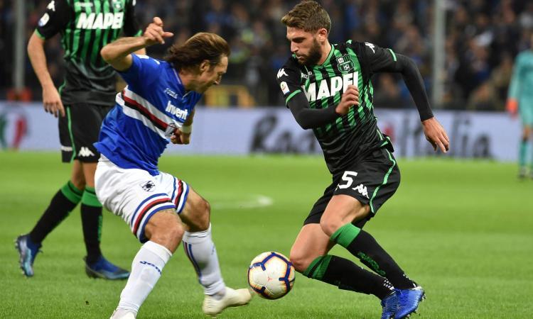 Sampdoria-Sassuolo: uno 0-0 spettacolare, che spot per il calcio!